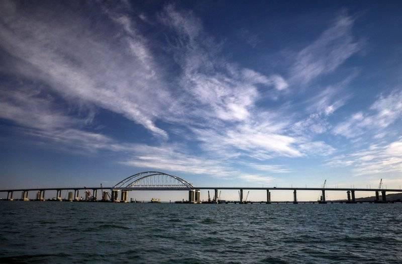 Украина подаст жалобу на Россию в МУС из-за Крымского моста