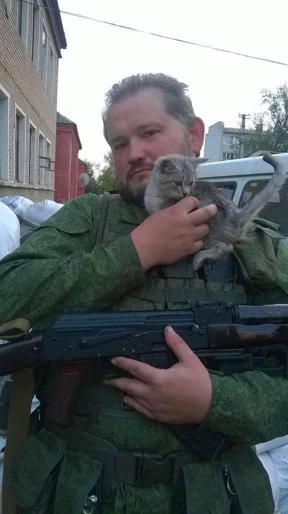 UAV GRU UAVグループの司令官がDmitry Lysakovskyと有罪判決を受けた対象