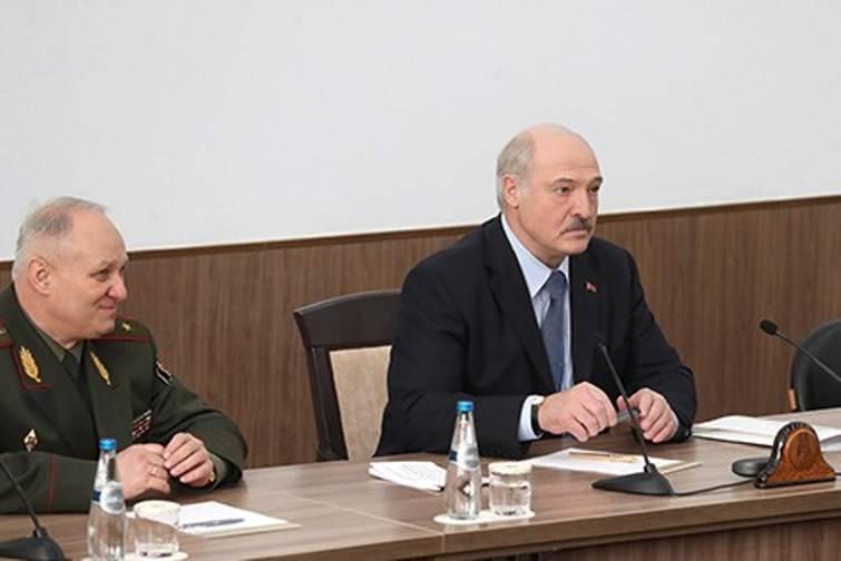 Lukashenko advirtió a Occidente contra el despliegue de misiles en Europa