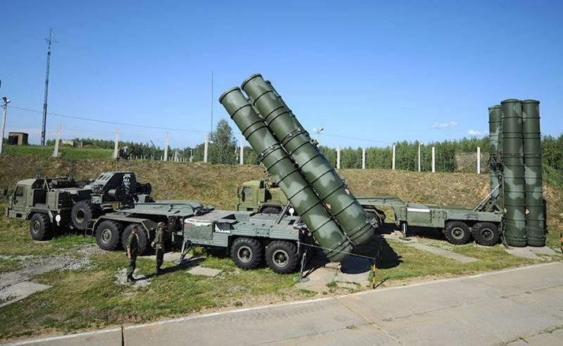 China ha respondido al daño de misiles a C-400 durante el transporte