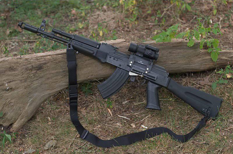В Индии локализуют производство АК-103