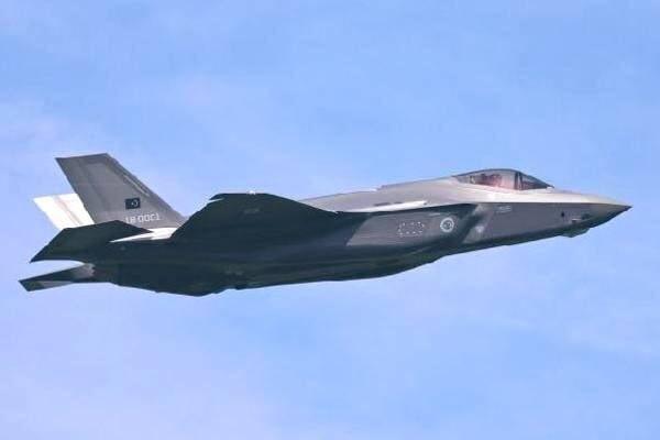 "Mídia escreve sobre a possível transferência de Washington ""turco"" F-35 Israel"