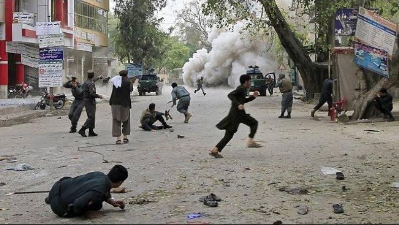 유엔은 아프가니스탄 민간인 사망에 관한 자료를 발표했다.