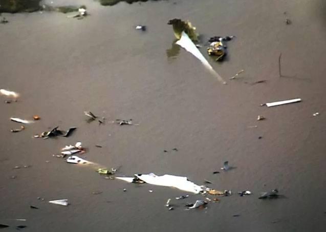 I corpi di quelli uccisi nell'incidente Boeing-767 negli Stati Uniti sono stati scoperti e identificati.
