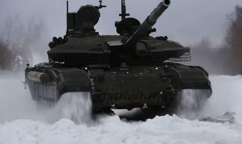 Госиспытания модернизированного танка Т-90М близки к завершению