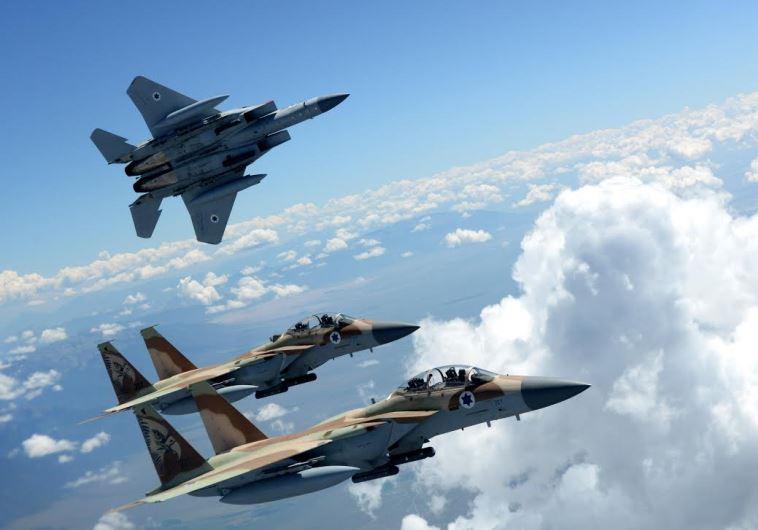 Το Ισραήλ ανακοίνωσε την έναρξη ασκήσεων αεροπορικής δύναμης στη Μέση Ανατολή