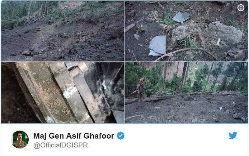 Индийские ВВС нанесли удар по лагерю боевиков на территории Пакистана