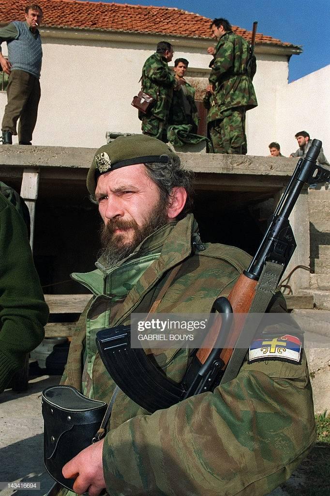塞族军队克拉伊纳的4-I旅:组织和战斗路径