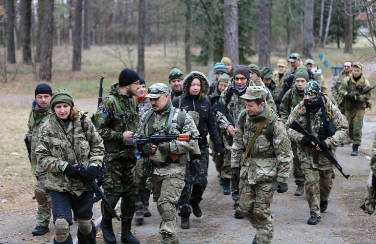 Défense territoriale en ukrainien: mythe ou réalité?