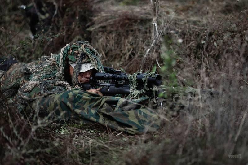 "TsNIItochmash为国防部创建了一个新的狙击复合机"" Ugolyok"""