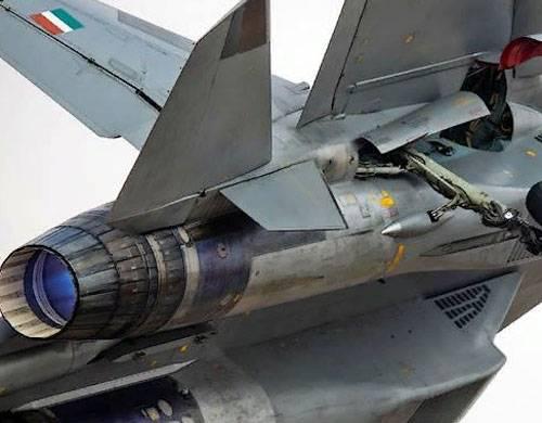 Подробности воздушного боя на индо-пакистанской границе - от JF-17 до Су-30