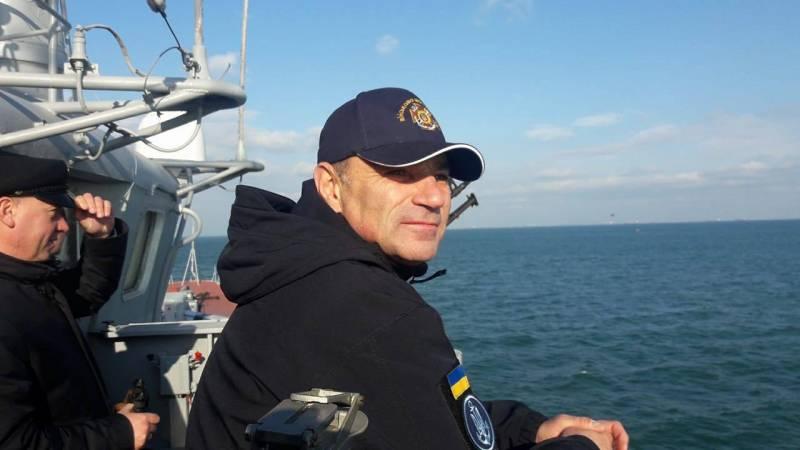 Командующий ВМСУ: Крымскому мосту скоро будет крышка!