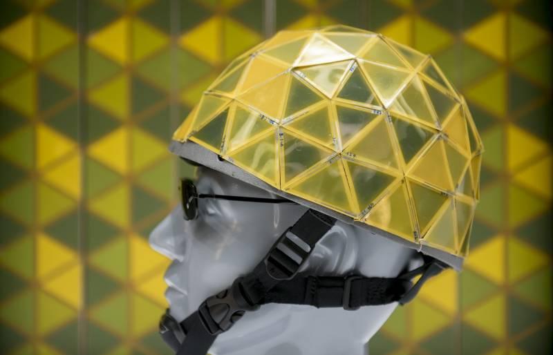 В РФ создадут одежду из интеллектуального маскировочного материала