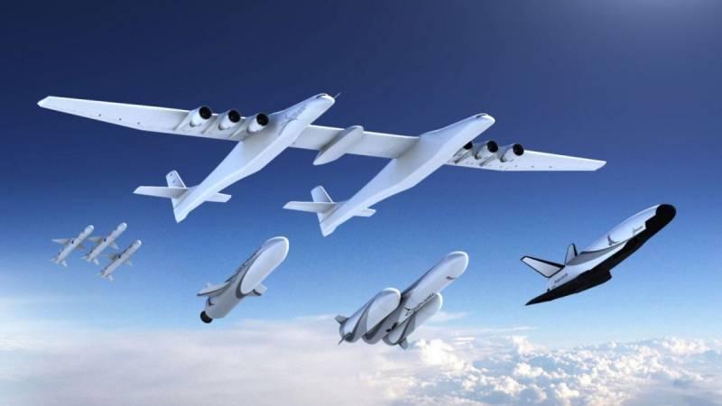 Обманный маневр: крупнейший самолет в мире может быть секретным оружием США