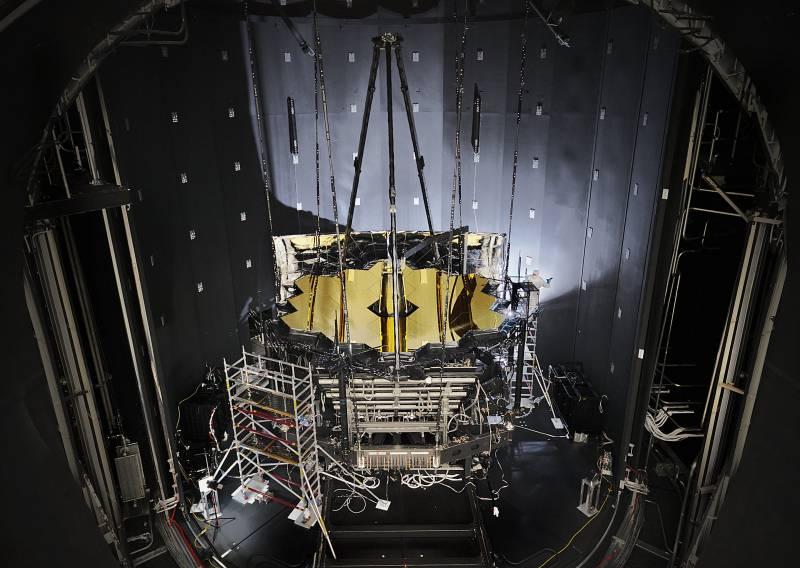 Джеймс вебб телескоп