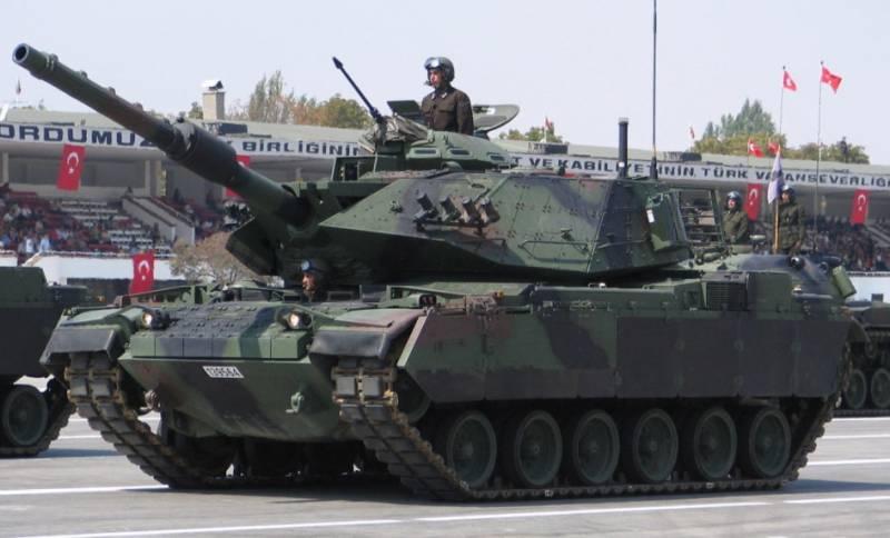 Танковые войска Турции: импорт, войны и проекты