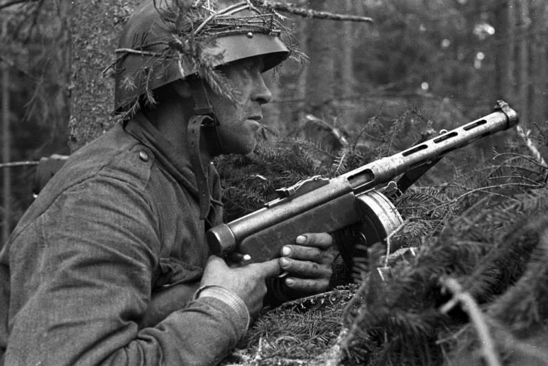 Пистолет-пулемёт: вчера, сегодня, завтра. Часть 2. Необычный ПП из первого поколения