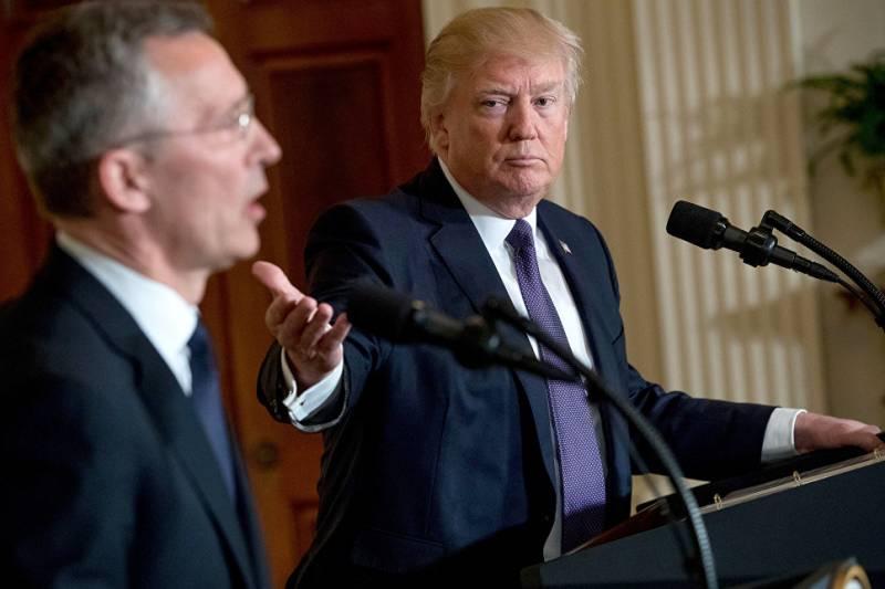 Переживёт ли НАТО президентство Трампа?