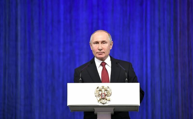 Путин и его критики