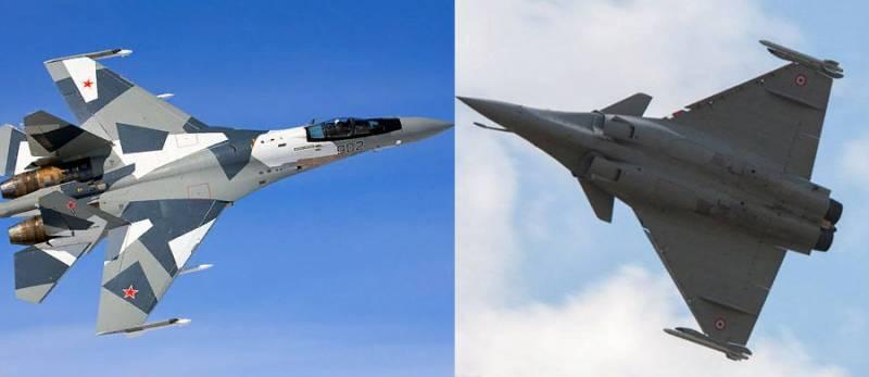 В Индии считают, что помимо Rafale нужно покупать и Су-35