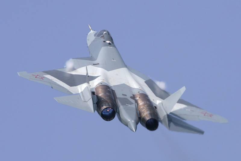 Су-57 готов пойти по миру