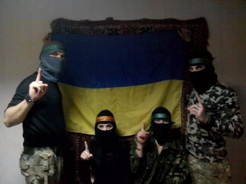 Украина осваивает террористические методы ведения войны