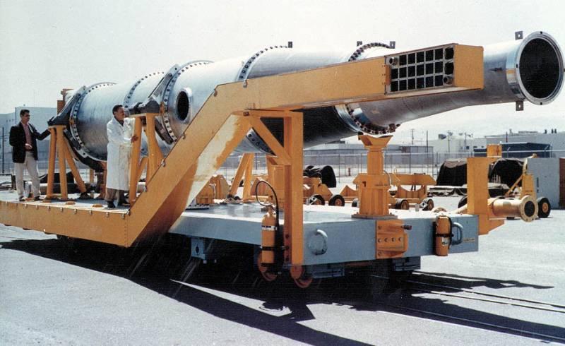 Проект стратегической крылатой ракеты SLAM (США). «Летающий лом»