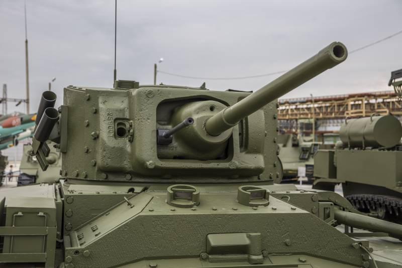 "Другой ленд-лиз. Валентин или Валентина? Лёгкий танк MК.III ""Валентайн"""