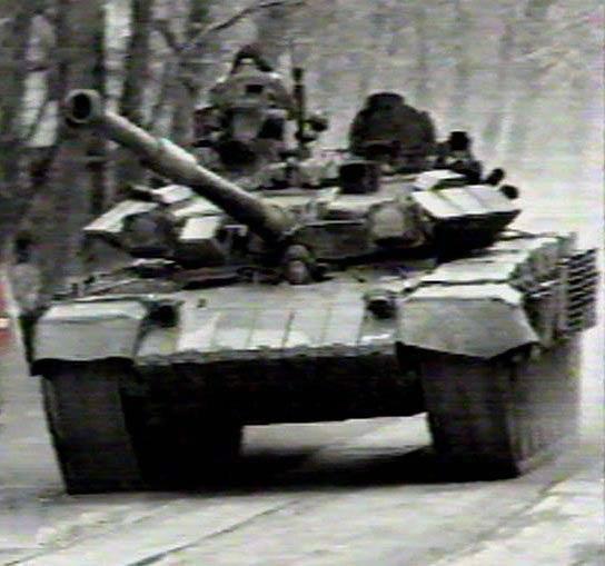 «Объект 187». Каким мог быть Т-90
