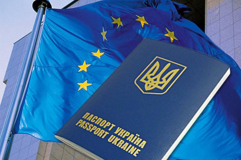 Украине пригрозили лишением безвиза с Евросоюзом