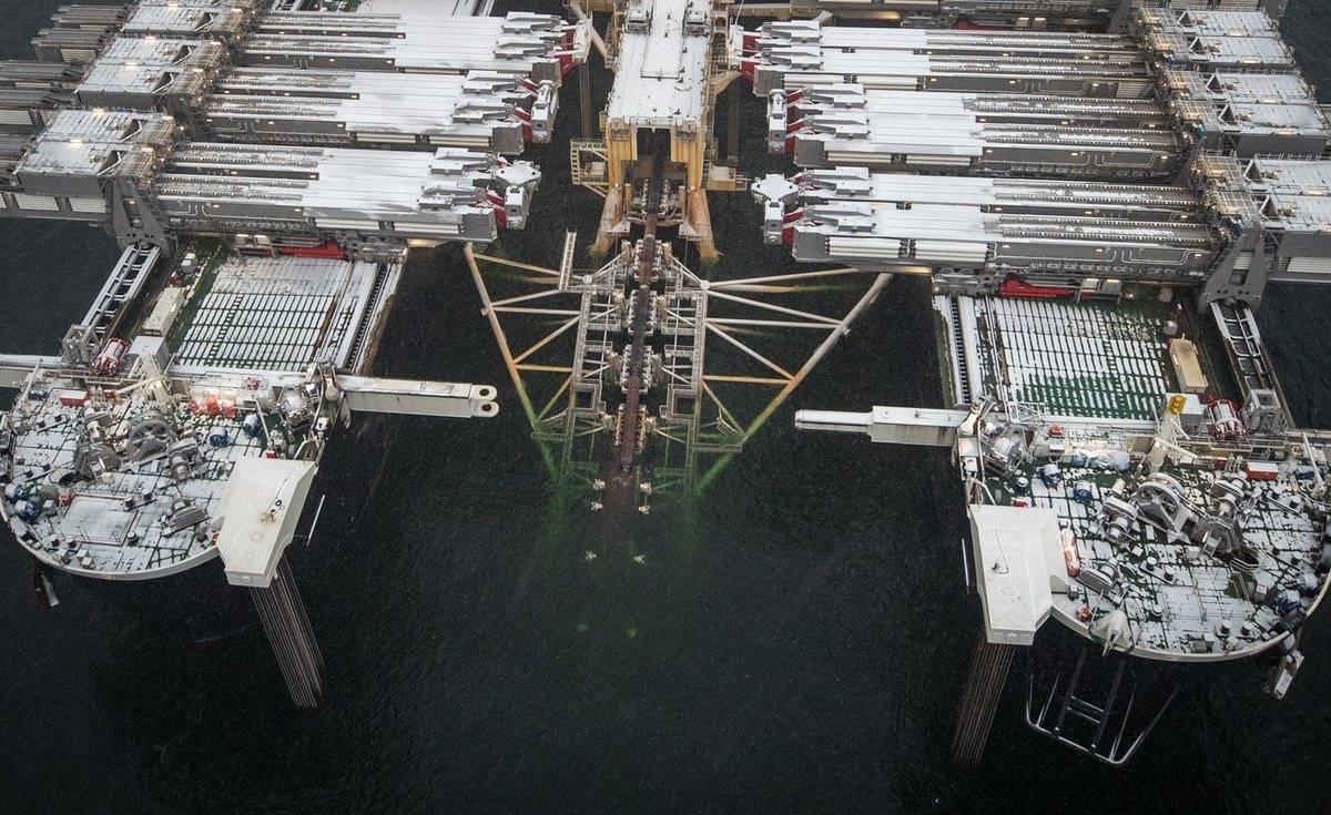 Германские СМИ отыскали новейшую «угрозу» «Северного потока— 2»