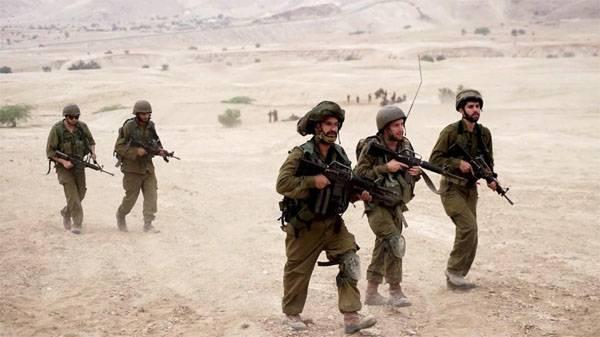 СМИ сообщили об артиллерийском обстреле сирийской территории Израилем