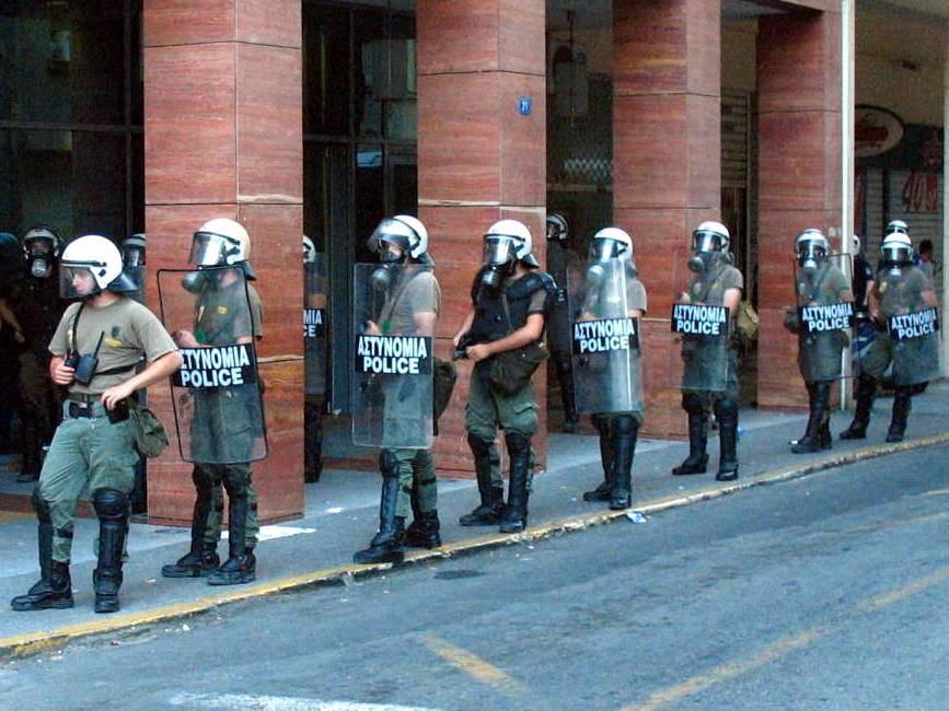 Арестовали поошибке: ВГреции отпустили жителя России, схваченного позапросу государства Украины