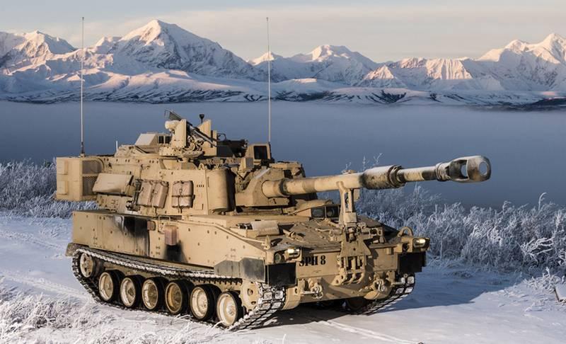 Новая гаубица M109A7 для армии США опять не пошла в серию