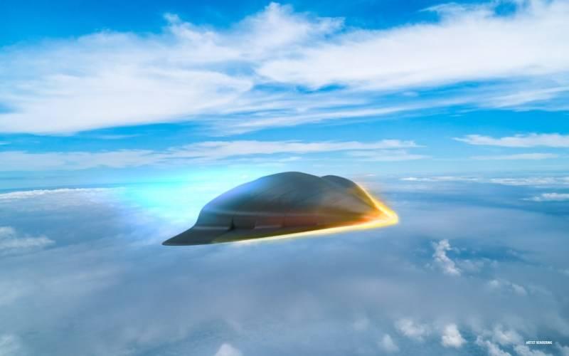 Проект Tactical Boost Glide. Контракт для Raytheon, угроза для России
