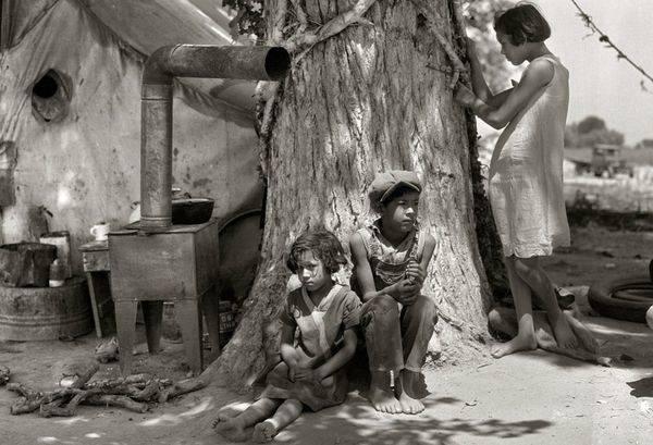 Где был подлинный «голодомор» и кто его организовал?