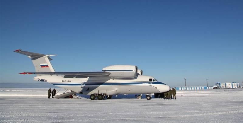 Арктические аэродромы сделают всесезонными