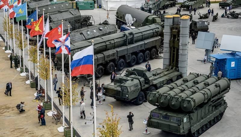 В'Ростехе опровергли данные SIPRI о снижении объемов экспорта вооружения