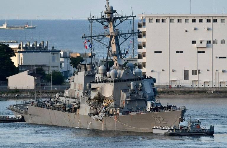 Battleships as fear of China and North Korea