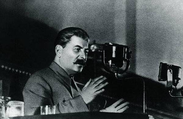 Stalin as the creator of a new reality