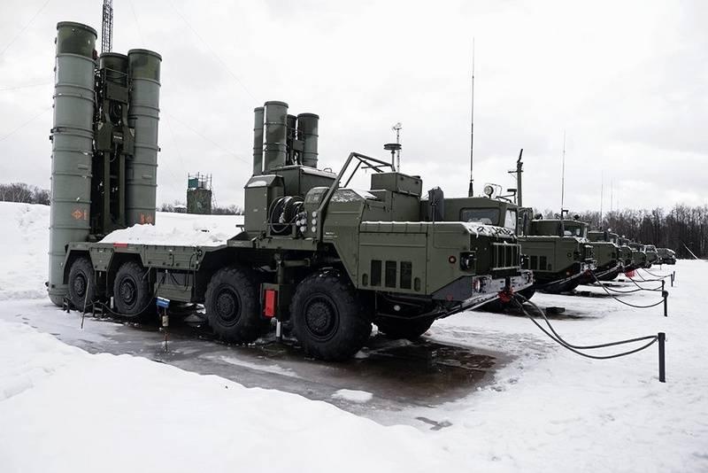 Ленинградскую область прикрыли новым полком ЗРС С-400