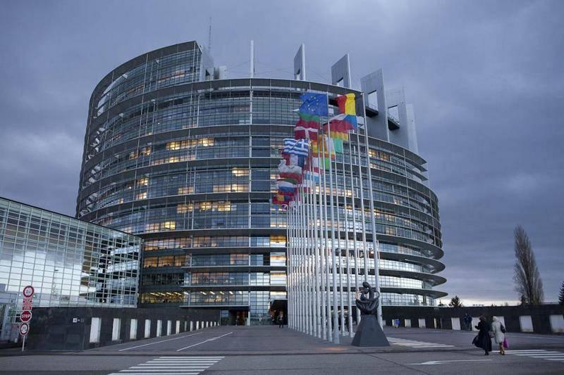 Европарламент призвал остановить проект «Северный поток— 2»