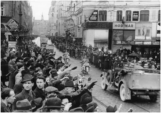 Как Запад сдал Чехословакию Гитлеру
