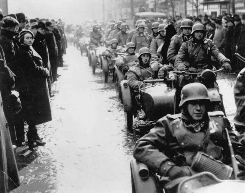 Как Гитлер расчленил и захватил Чехословакию