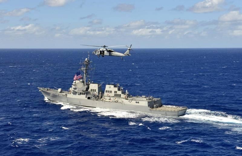 """Un expert militaire qualifie les destroyers d'Arleigh Burke de """"menace réelle"""" pour la Russie"""