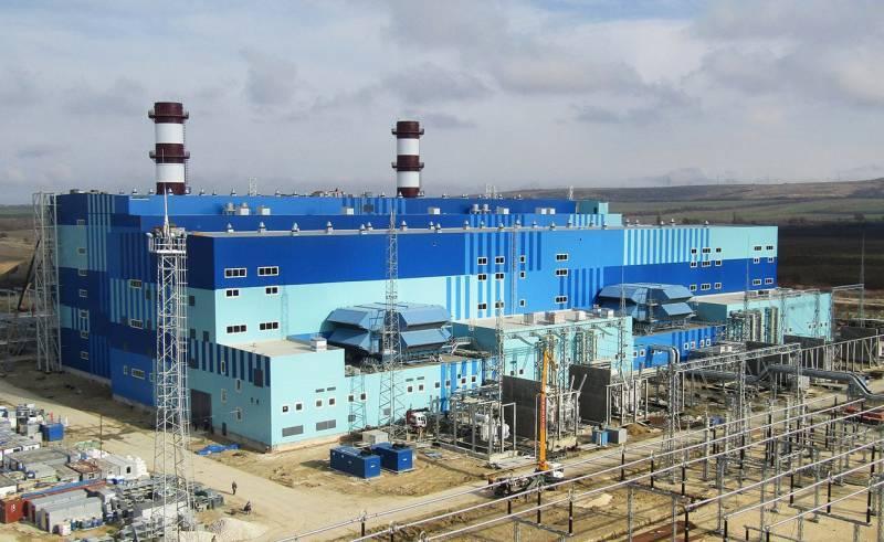 Балаклавскую и Таврическую ТЭС в Крыму официально запустят 18 марта