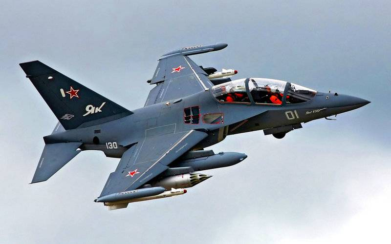 air force Malaysia interested in the Russian combat training Yak-130