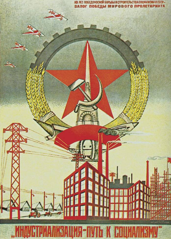 Raise Russia from its knees. Secrets of the Stalinist economy