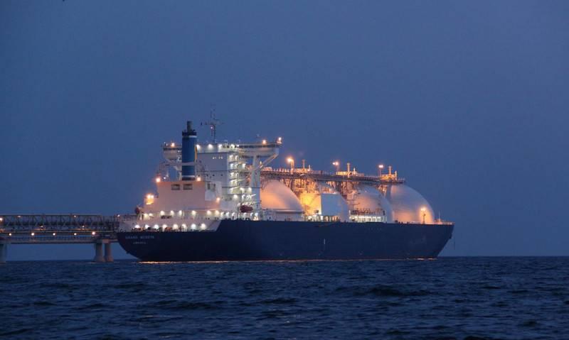 В США назвали помехой поставок СПГ на Украину ситуацию в Керченском проливе
