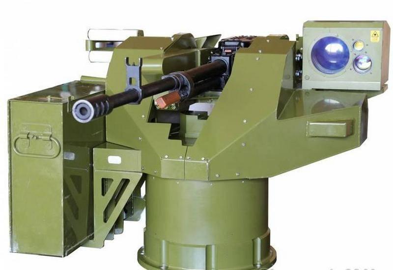 """Минобороны РФ приняло на вооружение новый боевой модуль """"БМ-3"""""""